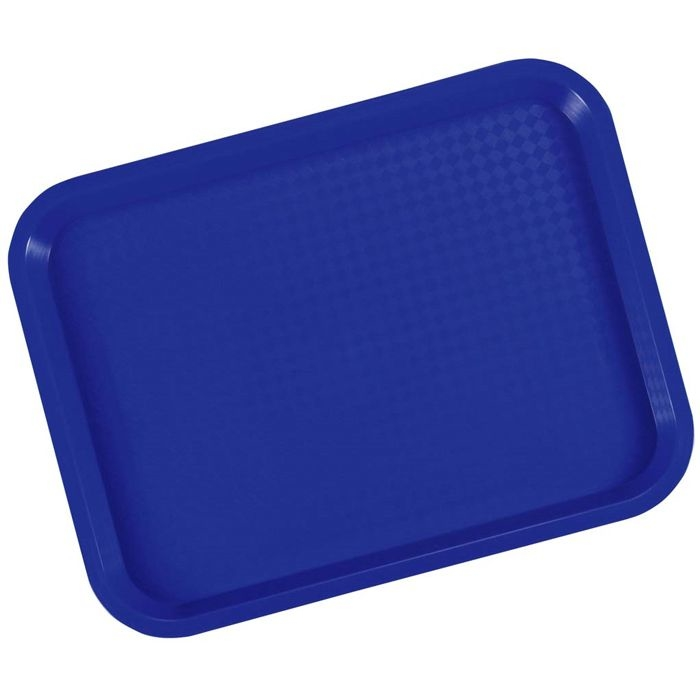 SUNNEX PRODUCTS LTD 【20個セット】ライトトレー 81240L ブルー 41×31 PP EBM-8645630【納期目安:1週間】