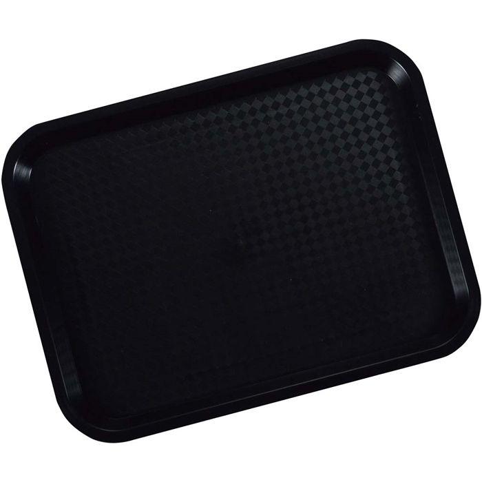SUNNEX PRODUCTS LTD 【20個セット】ライトトレー 81240K ブラック 41×31 PP EBM-8645670【納期目安:1週間】