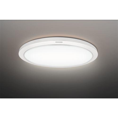 東芝 リモコン付きLEDシーリング照明 ~8畳 調光調色 ワイド調光タイプ NLEH08015A-LC【納期目安:1週間】