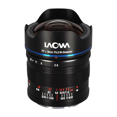 LAOWA 9mm F5.6 W-Dreamer ソニーFEマウント LAO0070【納期目安:08/07発売予定】