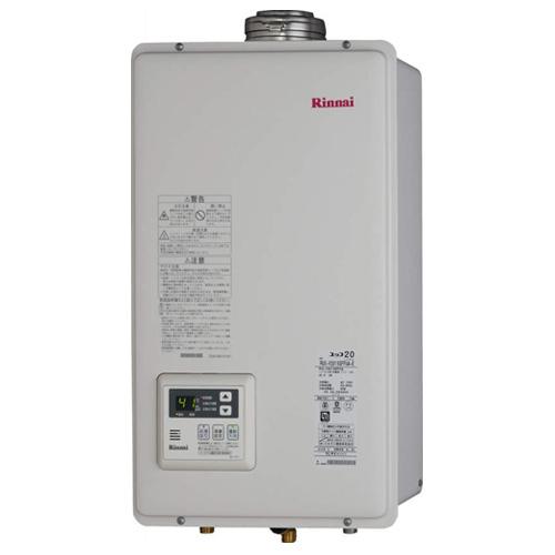 リンナイ 16号 FF方式屋内壁掛型ガス給湯専用機Coセンサー有り(13A)(都市ガス用) RUX-V1615SFFUA-E-13A【納期目安:1週間】