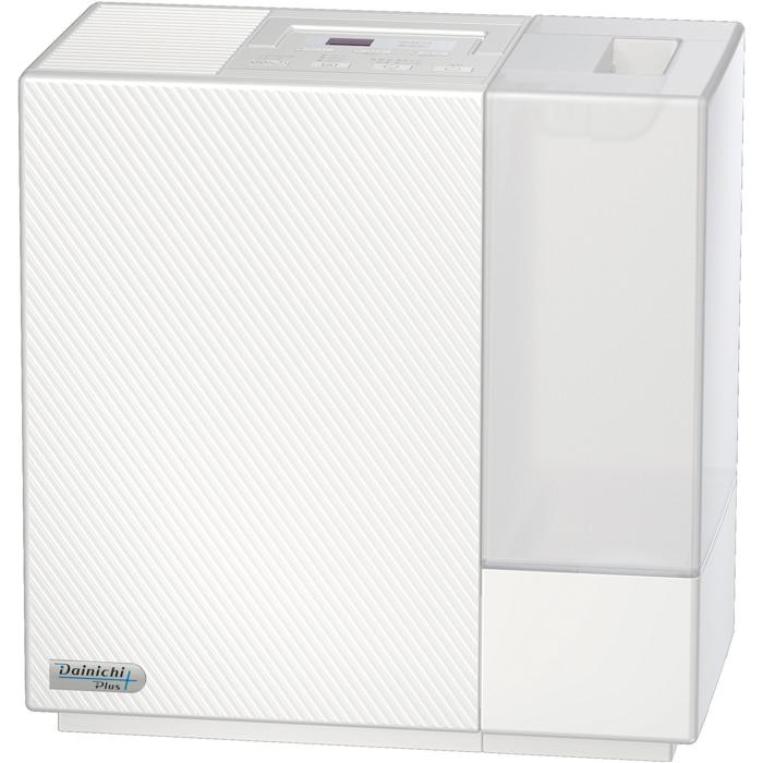 ダイニチ ハイブリット加湿器 クリスタルホワイト プレハブ洋室24畳まで/木造和室14.5畳まで HD-RX919-W