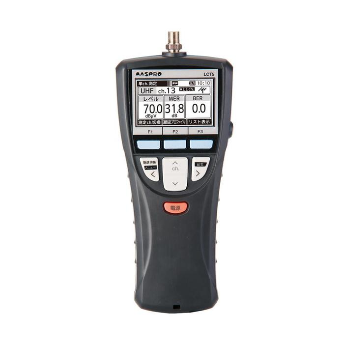 その他 マスプロ電工 4K8K放送対応 デジタルレベルチェッカー LCT5 CMLF-1093127