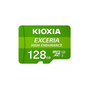 送料無料 KIOXIA MicroSDカード 日本 EXCERIA HIGH 割引 ENDURANCE KEMU-A128G ds-2346803 128GB