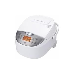 送料無料 その他 卸売り TOSHIBA マイコンジャー炊飯器 安売り ds-2346804 5.5合 ホワイト RC-10MSL-W