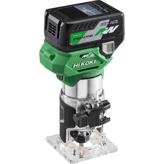 限定品 送料無料 購入 HiKOKI 日立工機 36Vコードレストリマー 軸径6mm 8mm取り付け可能 XP 蓄電池1個 納期目安:納期未定 システムケース付き M3608DA 充電器