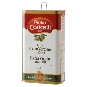 【送料無料】 ピエトロコリチェッリ エキストラヴァージンオリーブオイル 3000ml 4缶セット 31 CMLF-1641794【納期目安:1週間】
