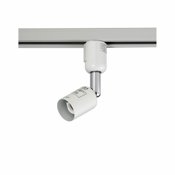 電球なし E11 ライティングバー ダクトレール用 スポット照明 ライティングバー商品まとめ買い応援クーポン対象 エルパ ライティングバー用 IV 直営限定アウトレット LRS-BNE11B アイボリー 格安激安 ELPA ライティングレール スポットライト 朝日電器 配線ダクトレールに取り付ける天井照明です