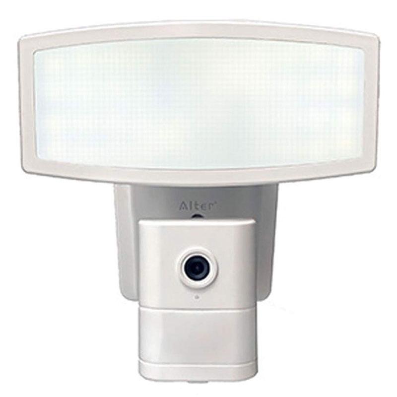 キャロットシステムズ オルタプラス カメラ付 LEDセンサーライト CSL-1000