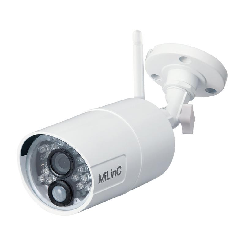 マイティ・トレーディング 増設用屋外カメラ LCS-301HD