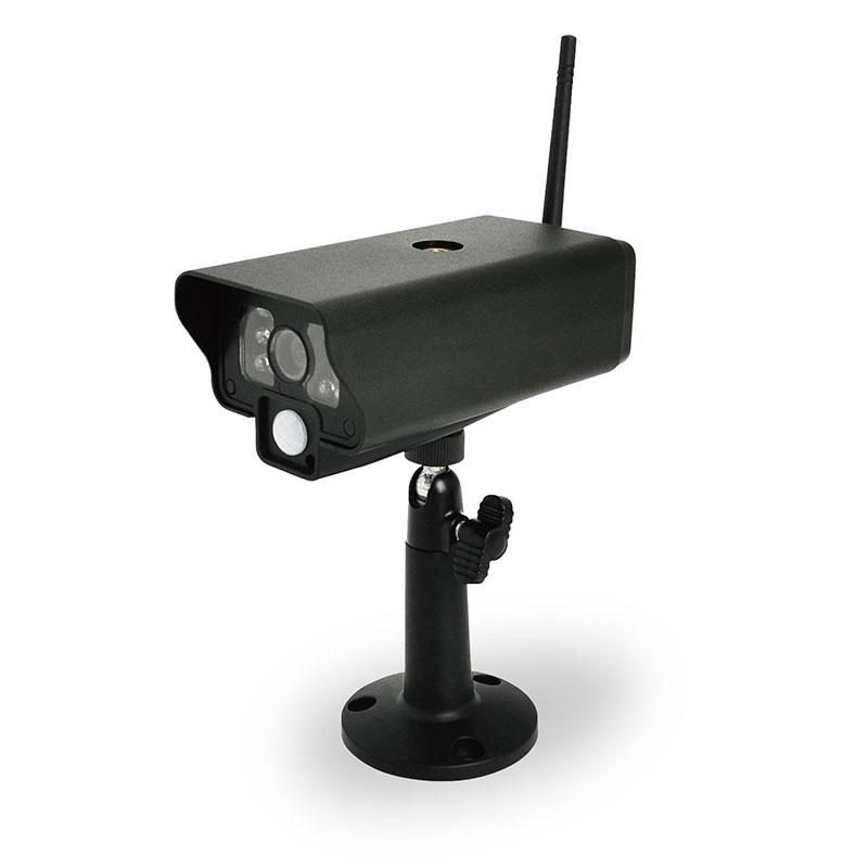 エルパ 増設用ワイヤレスカメラ CMS-C70 / CMS-7110 と CMS-7001 用の増設カメラです /ELPA 朝日電器