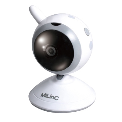 マイティ・トレーディング 増設用室内カメラ LCS-304RM-WH
