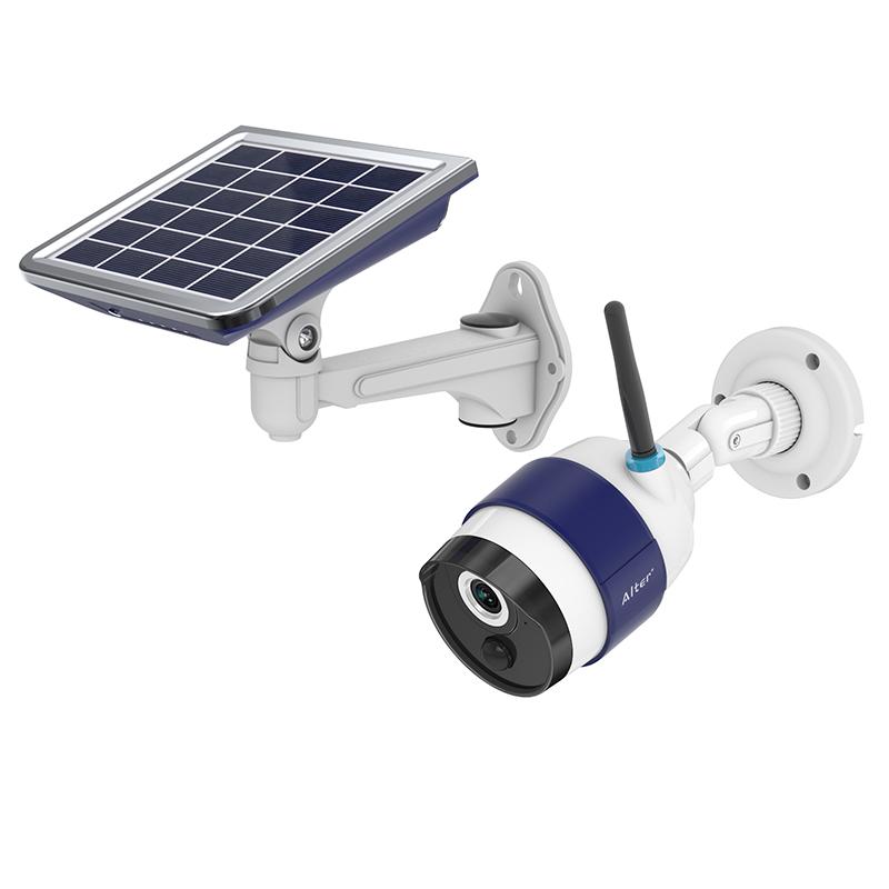 ソーラーバッテリーWi-Fiカメラ AT-740