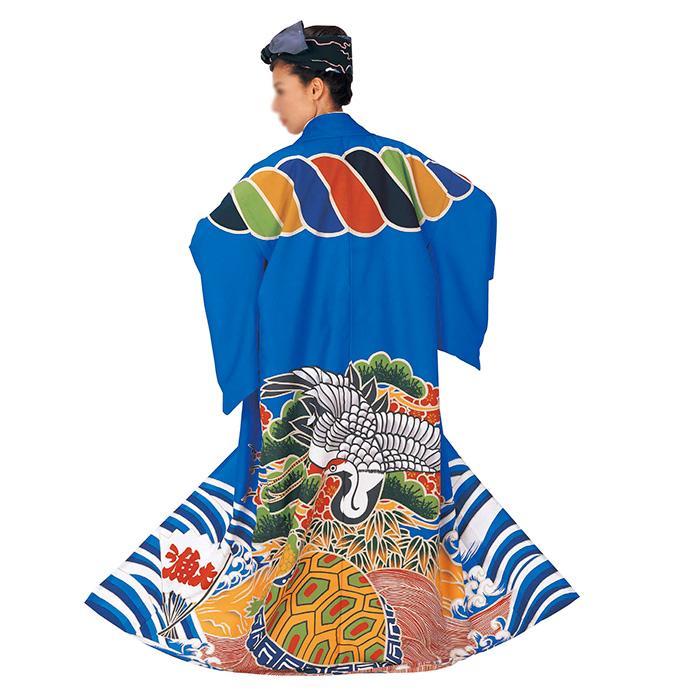 万祝衣装 =舞踊 民謡=