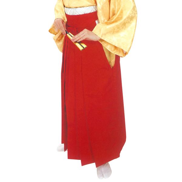 無地袴 塩瀬(うまのり) =舞踊、民踊、日本舞踊、新舞踊、演武=