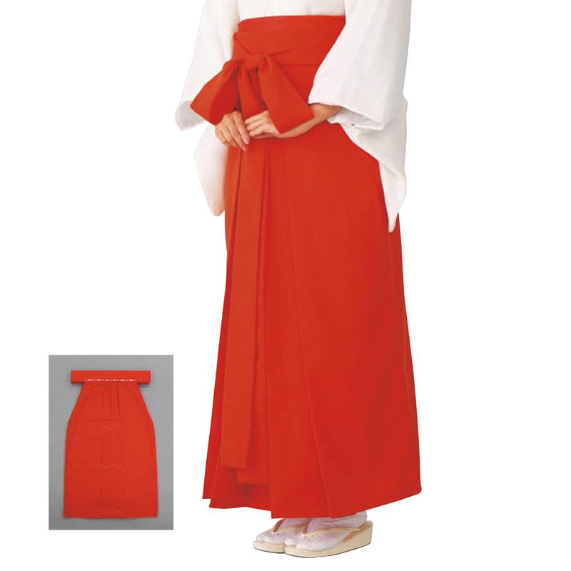巫女用袴 合物(3シーズン) =神社、神職、衣装=