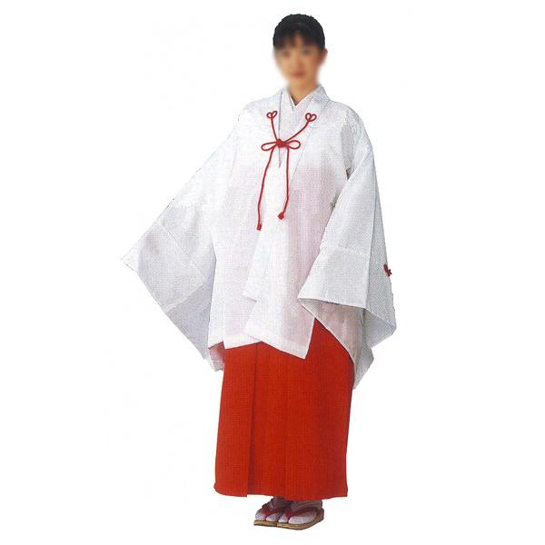 千早(柄無) =神社、巫女、衣装=