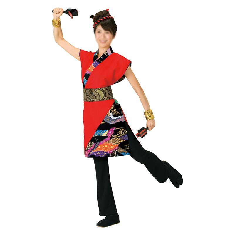 よさこいコスチューム 上衣 Mサイズ =よさこい衣装 YOSAKOIソーラン よさこい祭り=