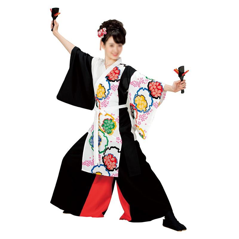 よさこいコスチューム 上衣 =よさこい衣装 YOSAKOIソーラン よさこい祭り=