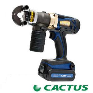 カクタス(CACTUS) 圧着工具 EV-60DL (標準セット) (EV60DL)