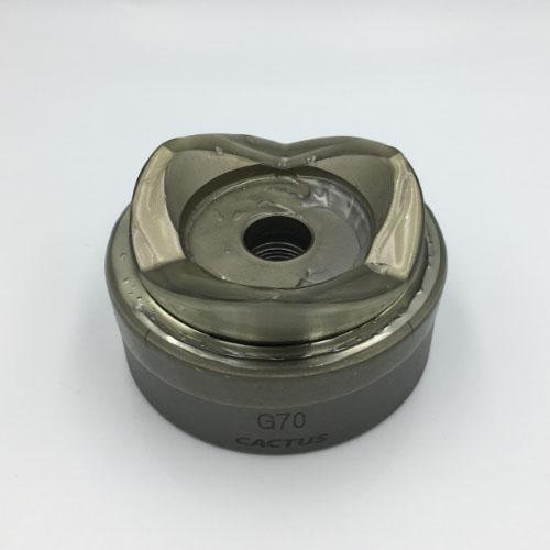 カクタス(CACTUS) 丸パンチ パンチカッター 厚鋼用 G70