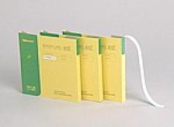 シーティーケイ(CTK) マーカーラベル (デバイスラベル) 白/PET製長尺タイプ (10mm) PETW-1099 (10巻入)