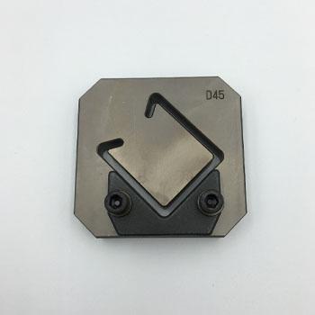 ダイア(DAIA) CP-40XX04 レースウェイカッターCP-40用D-2固定カツター (CP40XX04)