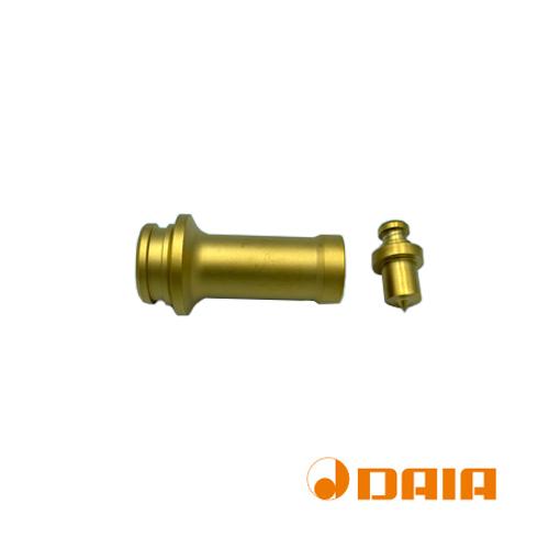 ダイア(DAIA) CP-40XX05 レースウェイカッターCP-40用パンチ・ダイスセット (φ11mm) (CP40XX05)