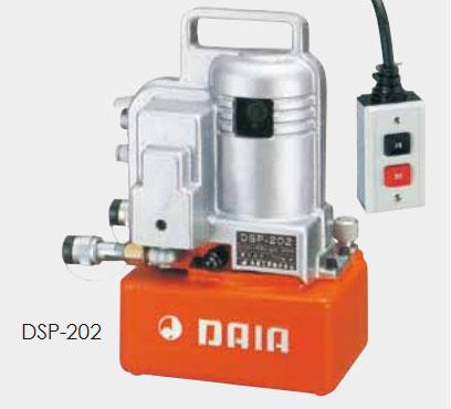 ダイア(DAIA) DSP-202 電動油圧ポンプ (DSP202)