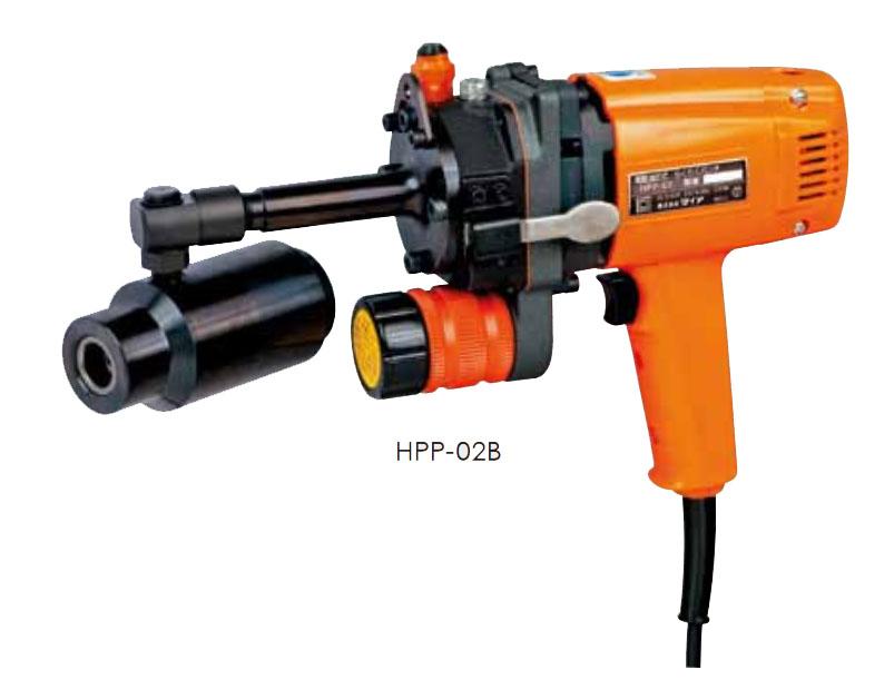ダイア(DAIA) HPP-02BC パンチ工具(電動油圧ポンプ一体型) [19~51] 薄鋼セット (HPP02BC)