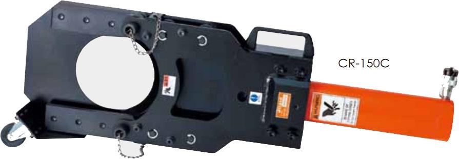 ダイア(DAIA) CR-150C ケーブルカッター(分離油圧式) (150φ) (CR150C)