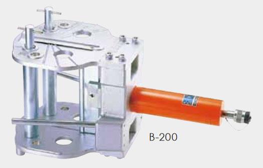 ダイア(DAIA) B-200 油圧バーベンダー(分離油圧式) (シュー8R・12R付) (B200)