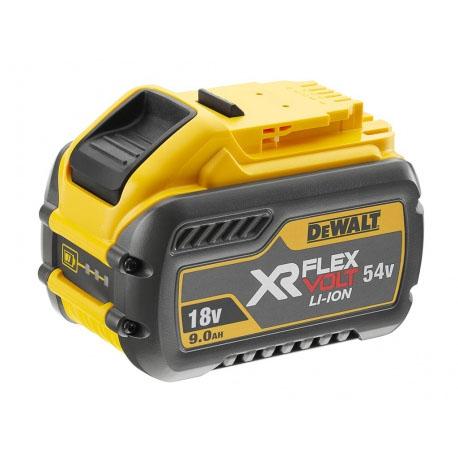 DEWALT デウォルト 54V/18V 3.0Ah/9.0Ah フレックスボルトバッテリー DCB547 (DCB547-JP)