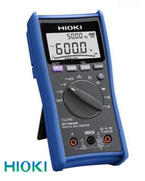 日置電機(HIOKI) デジタルマルチメータ DT4252