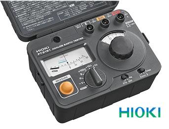 日置電機(HIOKI) アナログ接地抵抗計 FT3151