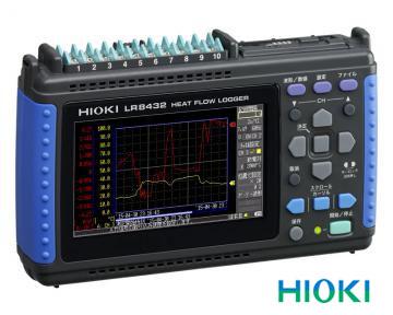 日置電機(HIOKI) 熱流ロガー LR8432