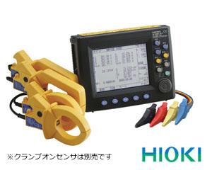 日置電機(HIOKI) クランプオンパワーハイテスタ(D/A出力付) 3169-01