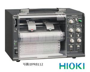 日置電機(HIOKI) ペンレコーダ PR8112