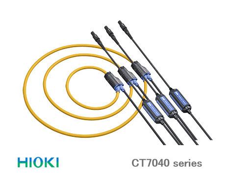 日置電機(HIOKI) ACフレキシブルカレントセンサ CT7046 (6000A定格, φ254mm)