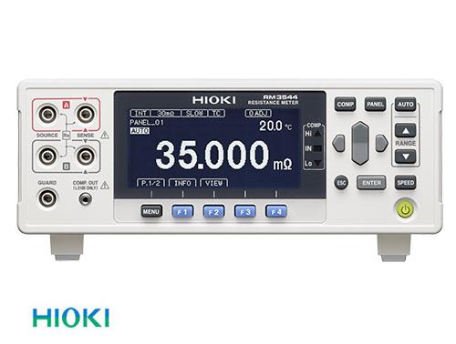 日置電機(HIOKI) 抵抗計 (EXT I/O通信インターフェース付) RM3544-01