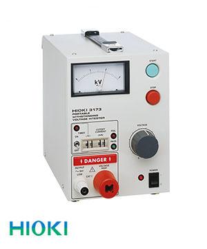 日置電機(HIOKI) ポータブル耐圧試験器 3173 (AC100V電源仕様)