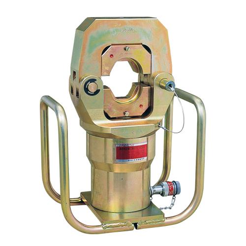 泉精器製作所 油圧ヘッド分離式工具 (圧縮端子・スリーブ用) EP-1000A (EP1000A) ダイス別売