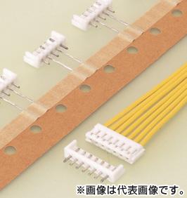 日本圧着端子製造(JST) B2B-EH (10個入/袋) EHコネクタ ベース付ポスト トップ型 2極