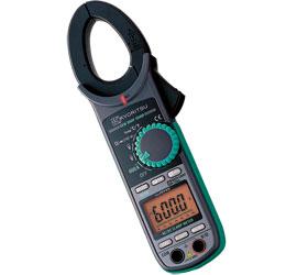 共立電気計器 交流電流・直流電流測定用クランプメータ(RMS)/キュースナップ 2046R