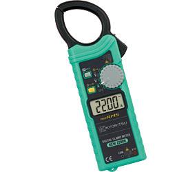 共立電気計器 交流電流測定用クランプメータ(RMS)/キュースナップ 2200R