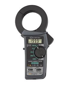共立電気計器 漏れ電流・負荷電流測定用クランプメータ/キュースナップ 2413F