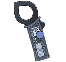 共立電気計器 漏れ電流・負荷電流測定用クランプメータ/キュースナップ 2433