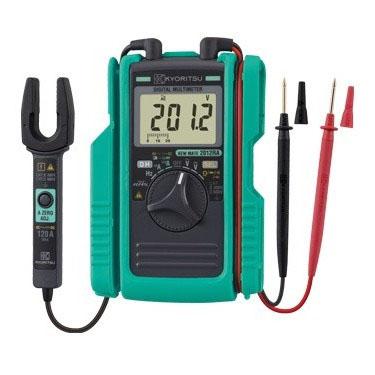 共立電気計器 2012RA AC/DCクランプ付デジタルマルチメータ(RMS) KEWMATE 2012RA