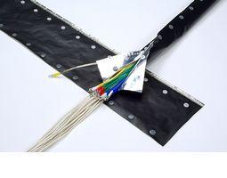 興和化成 ノイズプロテクトチューブ KATS-50 (50Φ) スナップタイプ (25m) (KATS50)