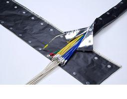 興和化成 ノイズプロテクトチューブ KATS80-70 (70Φ) スナップタイプ (25m) (KATS8070)